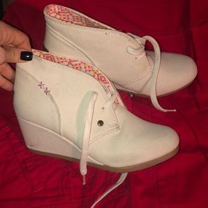 Shoes - Target women shoes canvas wedge 9